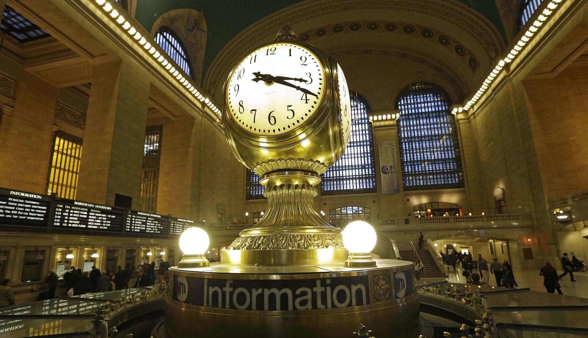 Grand Central Terminal Est Plus Qu Une Simple Gare