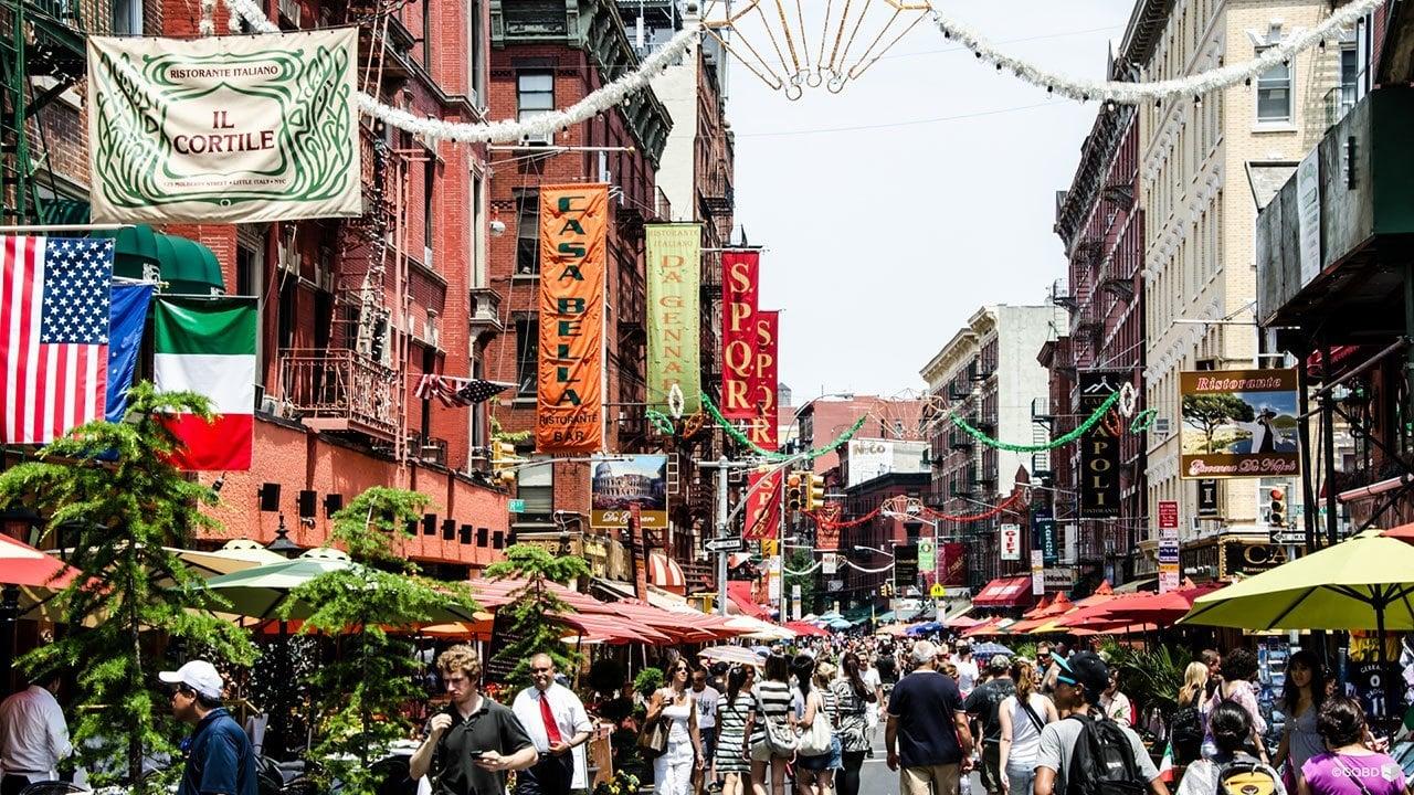 D Couvrez Le Quartier De Little Italy New York