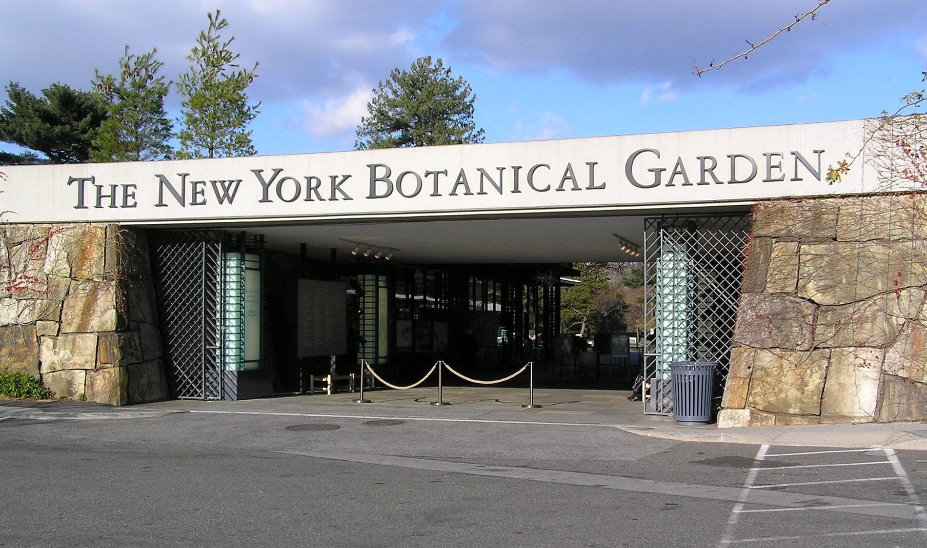 une visite au jardin botanique de new york. Black Bedroom Furniture Sets. Home Design Ideas