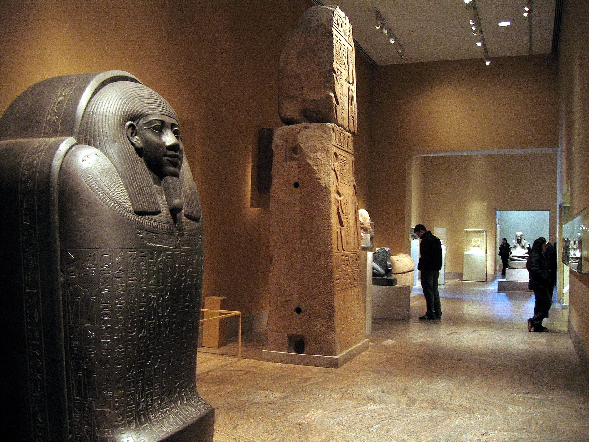 Visite du metropolitan museum of art de new york for Nyc metropolitan museum of art