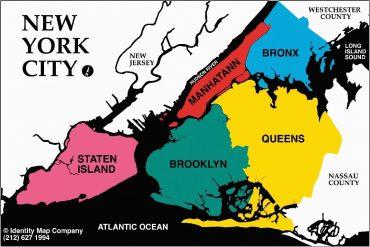 Arrondissement New York
