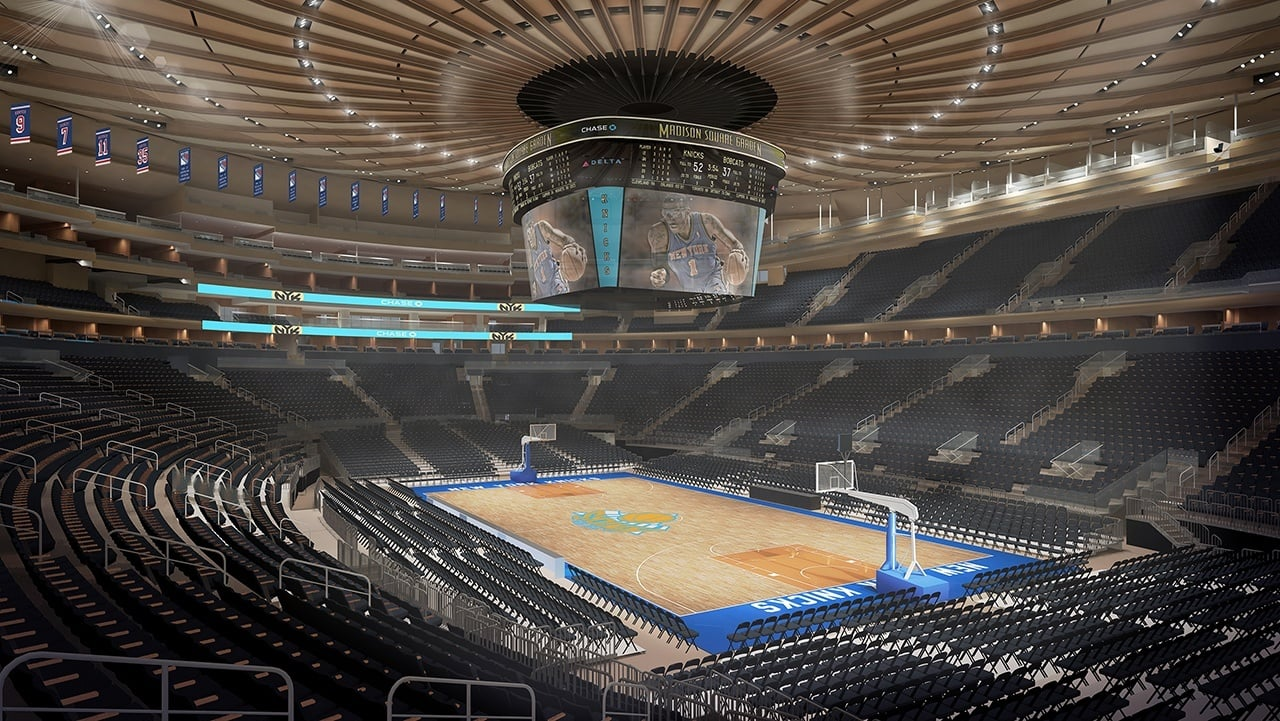 Pourquoi Visiter Le Madison Square Garden