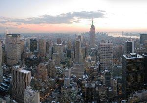 Manhattan Top of the Rock