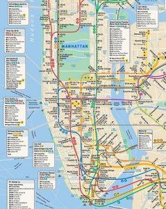 Manhattan Metro