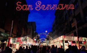 SanGennaro little italy