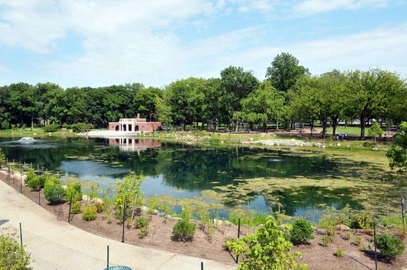 Crotona Park New York City