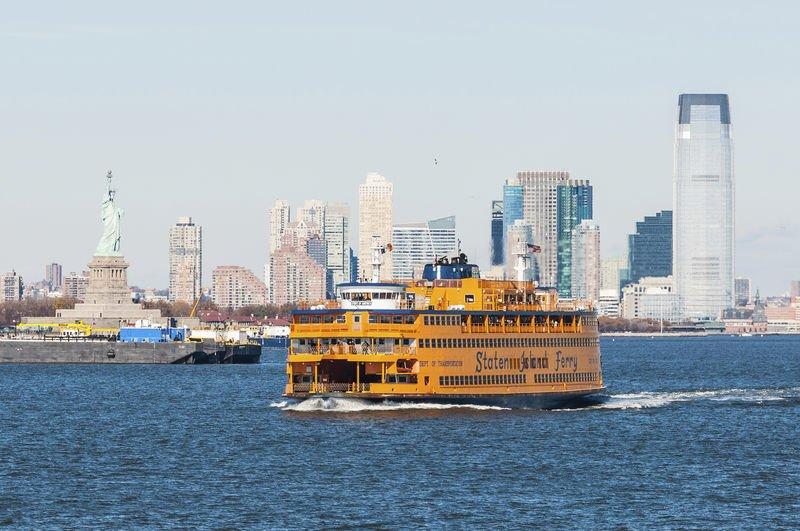 Staten Island Ferry Plan