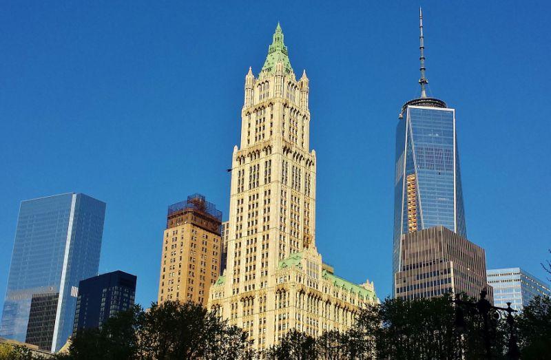 Woolworth Building Visiter Le Plus Vieux Building De New York