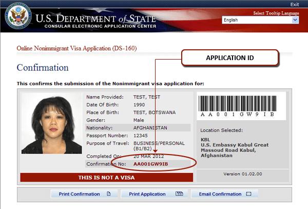 Demande De Visa Pour Aller 224 New York Ou Aux Usa