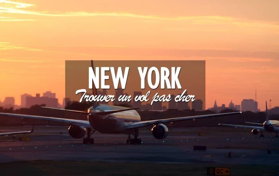 vol pas cher New York