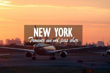 vol new york pas cher