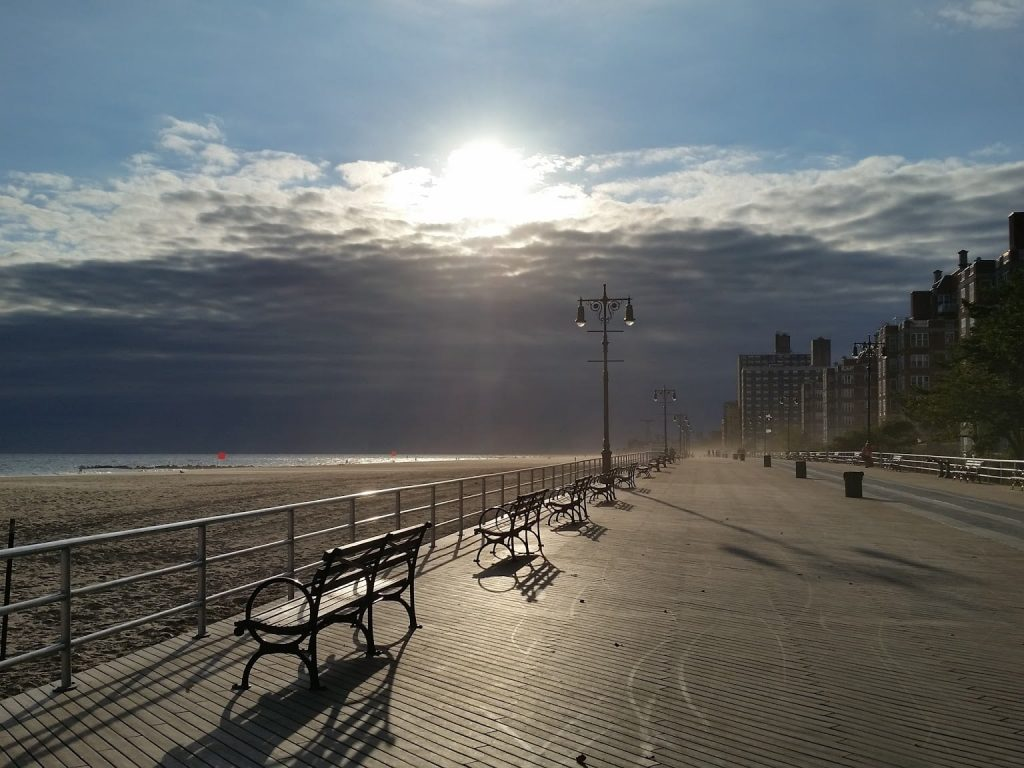 BoardWalk de Brighton Beach